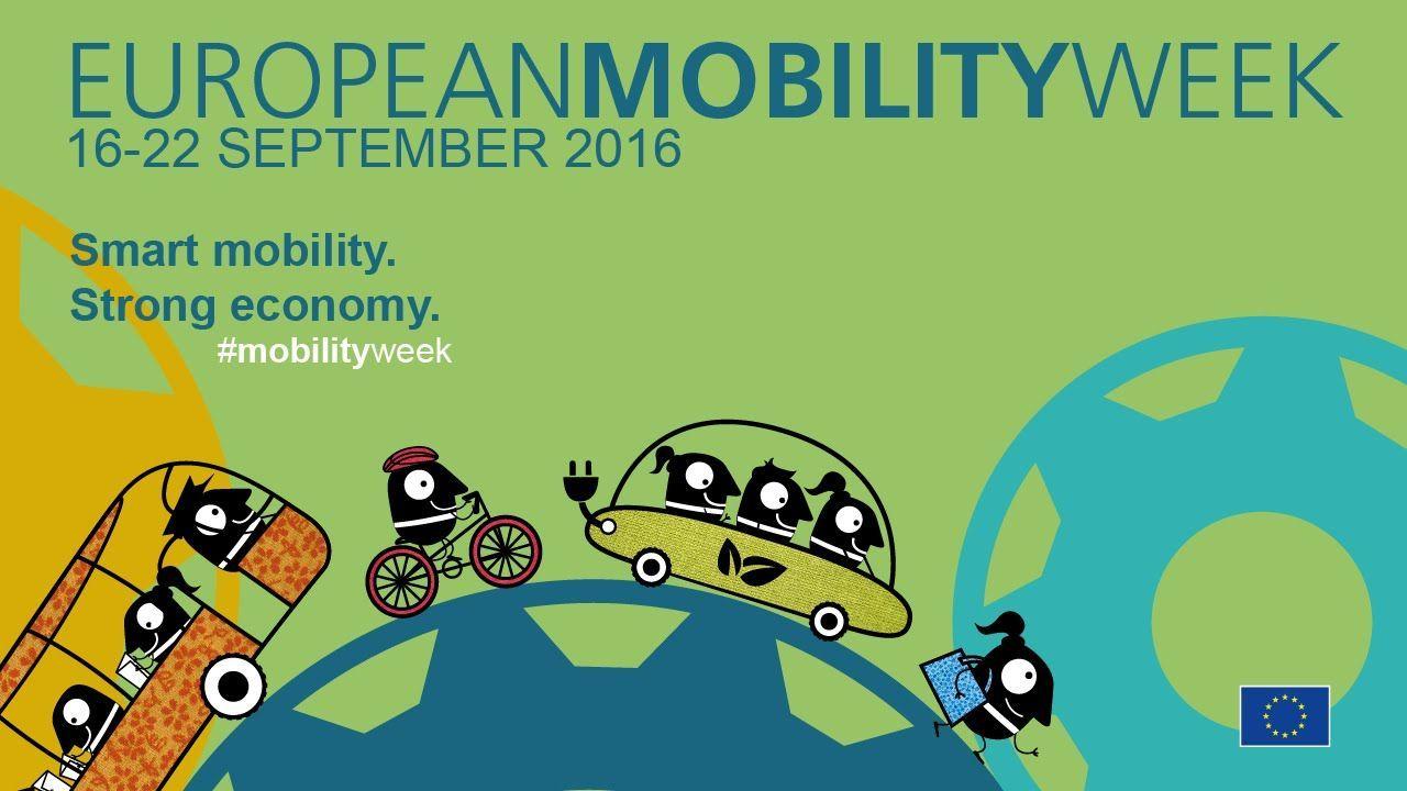 settimana europea mobilita 2016