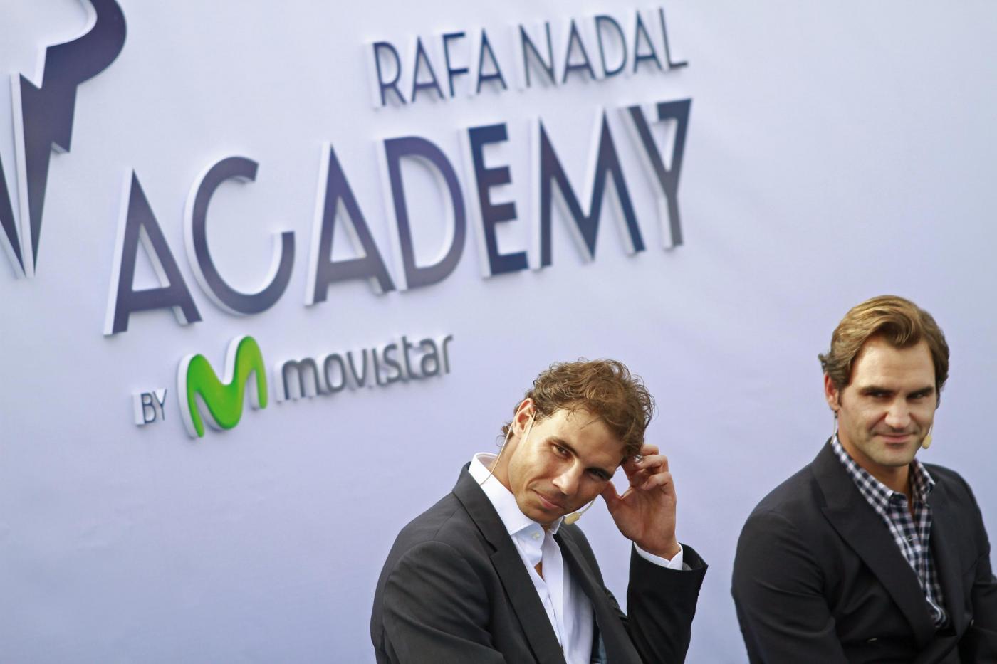 Cerimonia di apertura della Rafa Nadal Academy