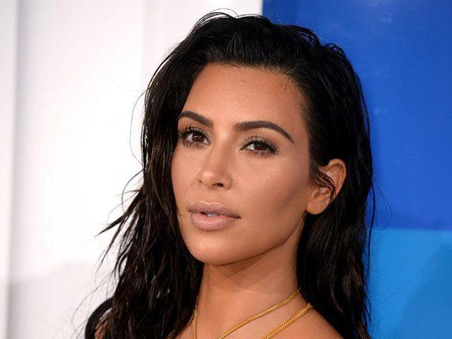 Kim Kardashian rapina farsa