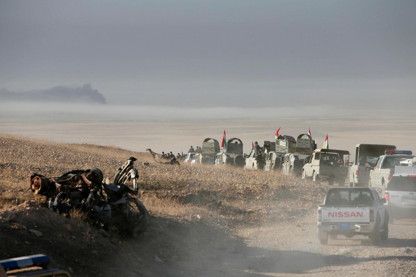 Iraq, l'offensiva contro Isis a Mosul