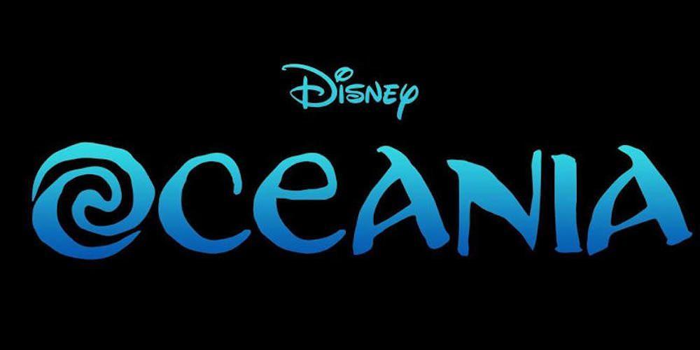 Presentazione del nuovo film Disney Oceania