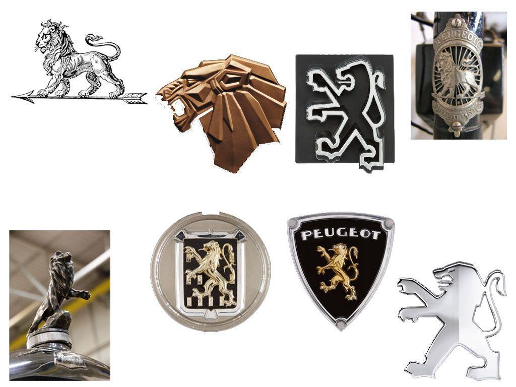 storia simbolo Peugeot