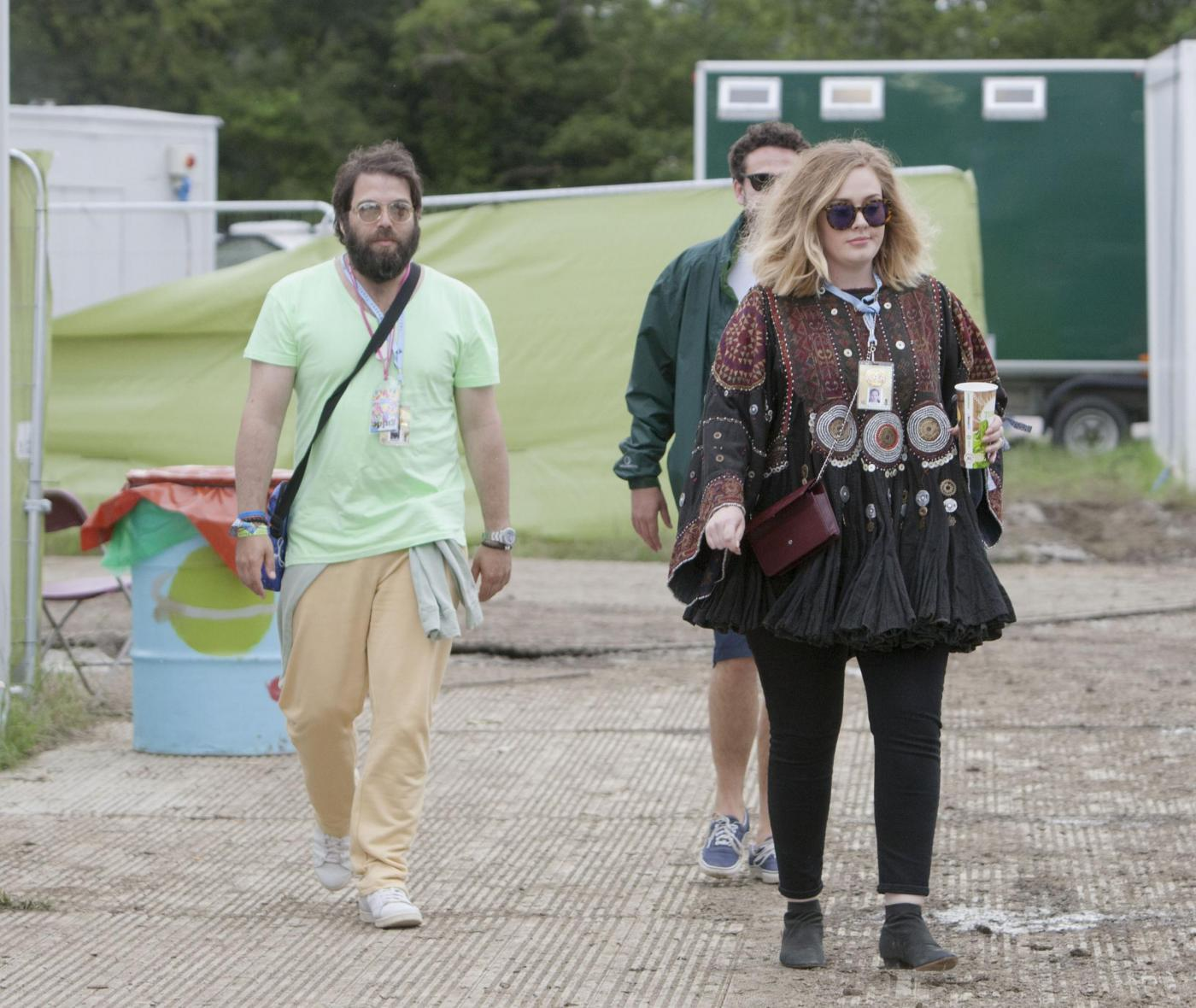 Vip al Glastonbury Festival
