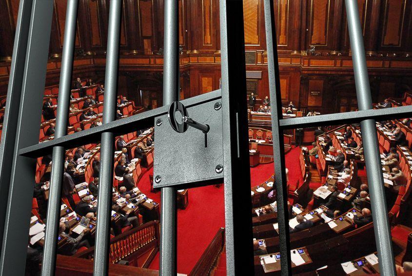 Immunita parlamentare retroattiva