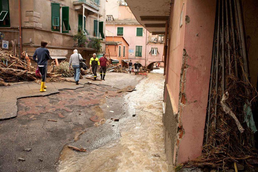 Monterosso_al_Mare danni_alluvione_2011 Flickr2
