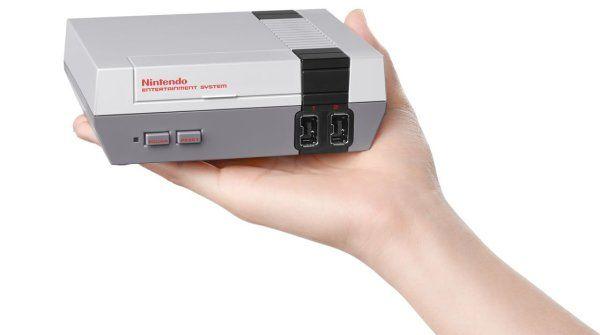 Nintendo Classic Mini ufficiale: la (introvabile) console retro
