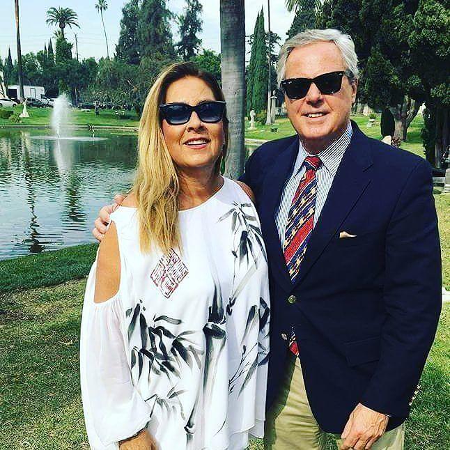 Romina Power e Brian Sweeney fidanzati: l'annuncio su Instagram