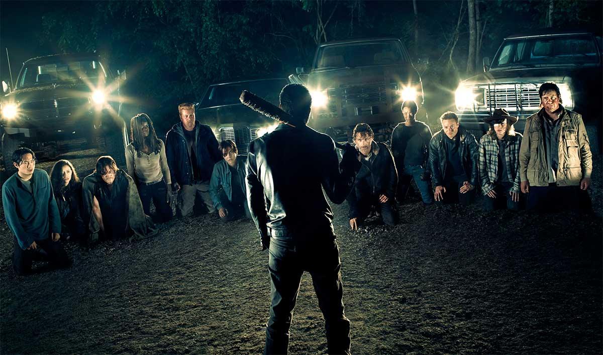 The Walking Dead, la estimated stagione è iniziata