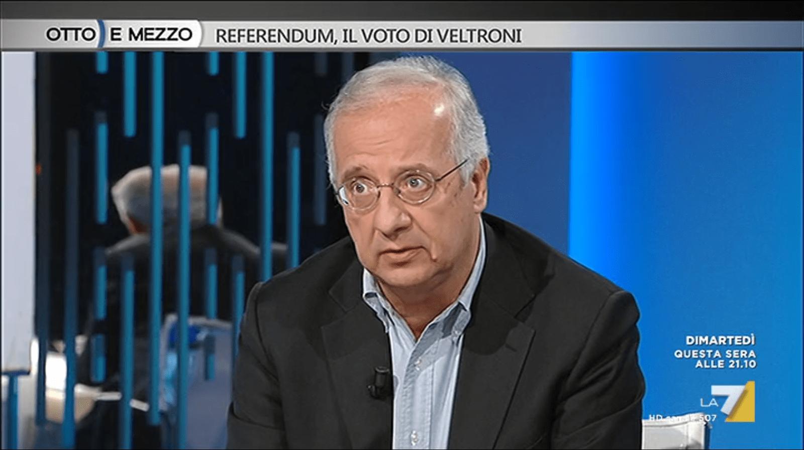 referendum costituzionale Walter Veltroni