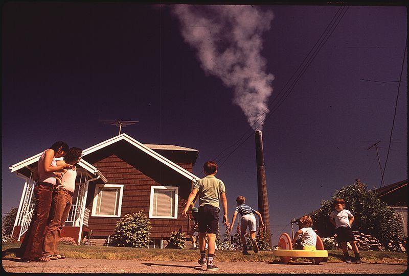 inquinamento uccide bambini rapporto unicef