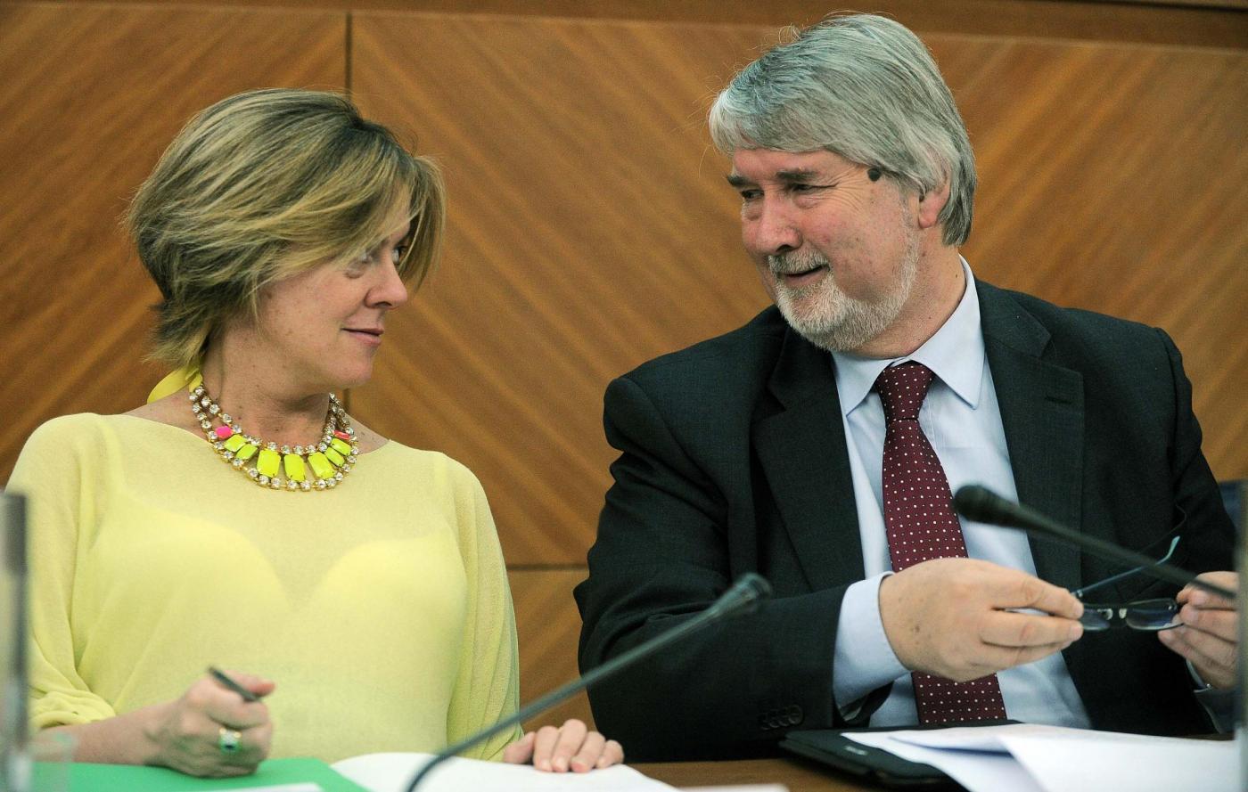 Le gaffe di Beatrice Lorenzin e Giuliano Poletti