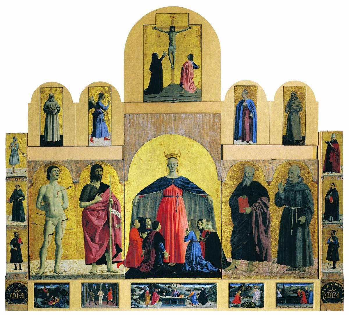 Mostra Milano, a Palazzo Marino Piero della Francesca dal 6 dicembre all'8 gennaio 2017