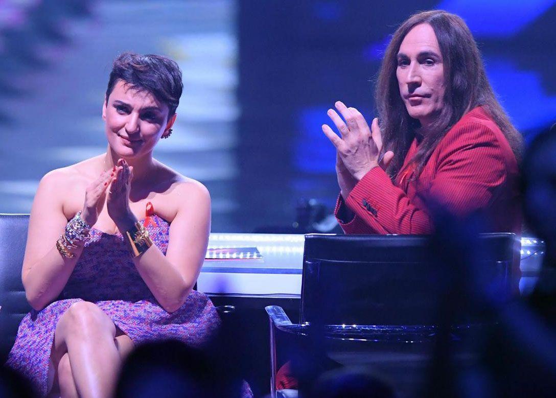 Manuel Agnelli Arisa X Factor 2016