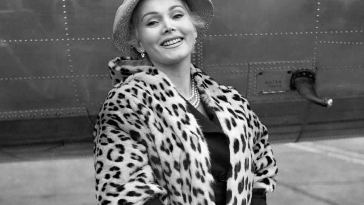 Morta Zsa Zsa Gabor attrice e regina delle cronache mondane