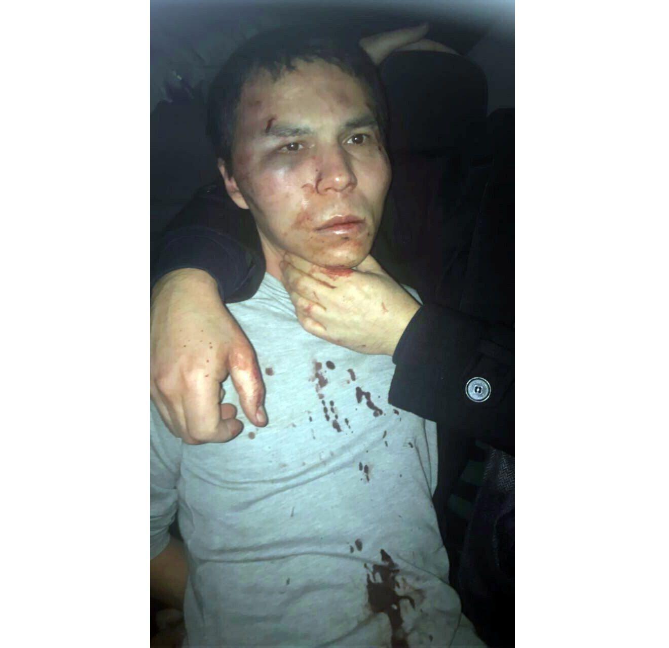 Istanbul: fermato Abdulgadir Masharipov, l'attentatore del Reina