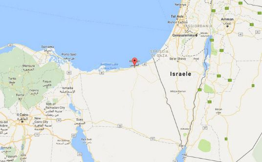 Attacco in Egitto