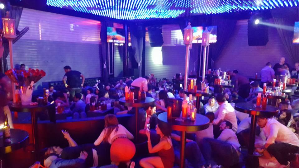 La discoteca in cui è avvenuta la sparatoria in Messico