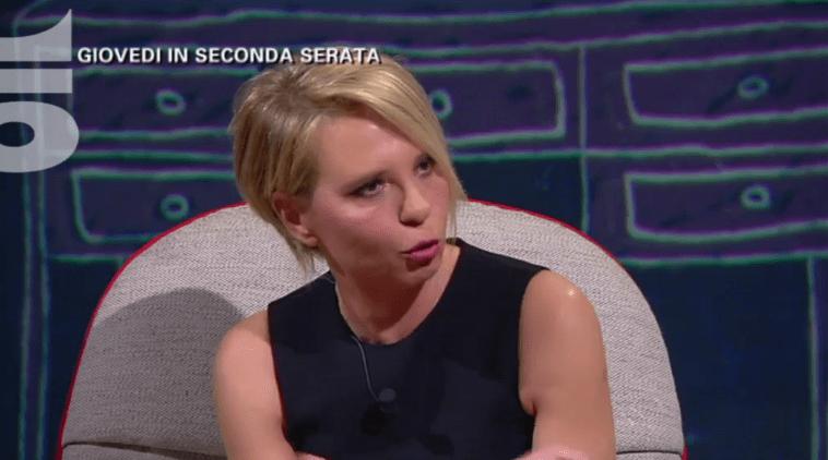 Maria De Filippi piange nell'intervista con Maurizio Costanzo: 'E' stata dura'