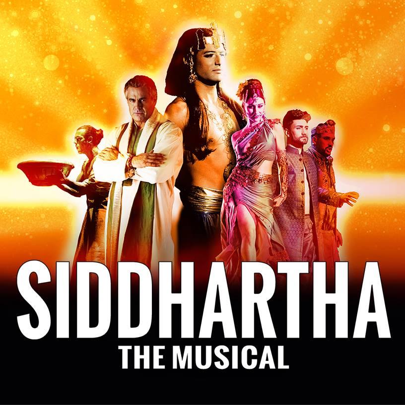 Poster Siddhartha, the musical