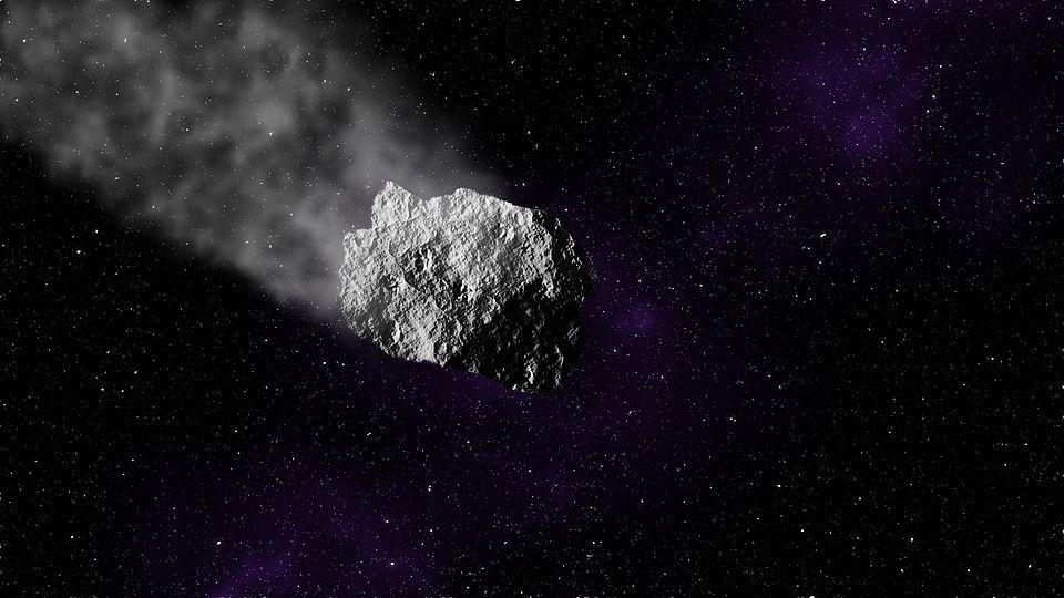 asteroide 25 gennaio