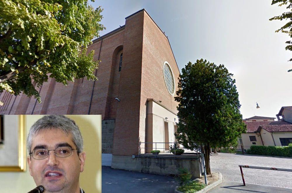 Don Andrea Contin e la parrocchia di San Lazzaro