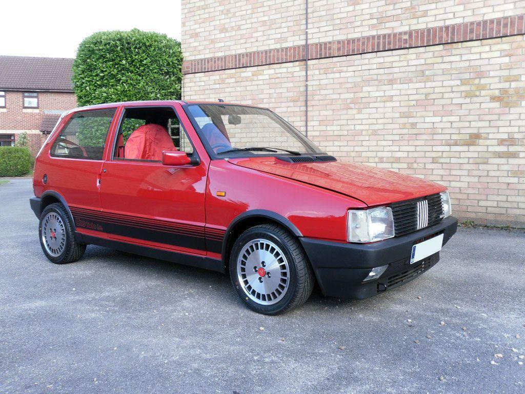 le auto sportive più pericolose - Fiat Uno Turbo 2