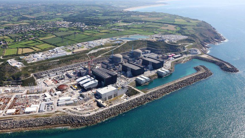 Centrale nucleare Flamanville