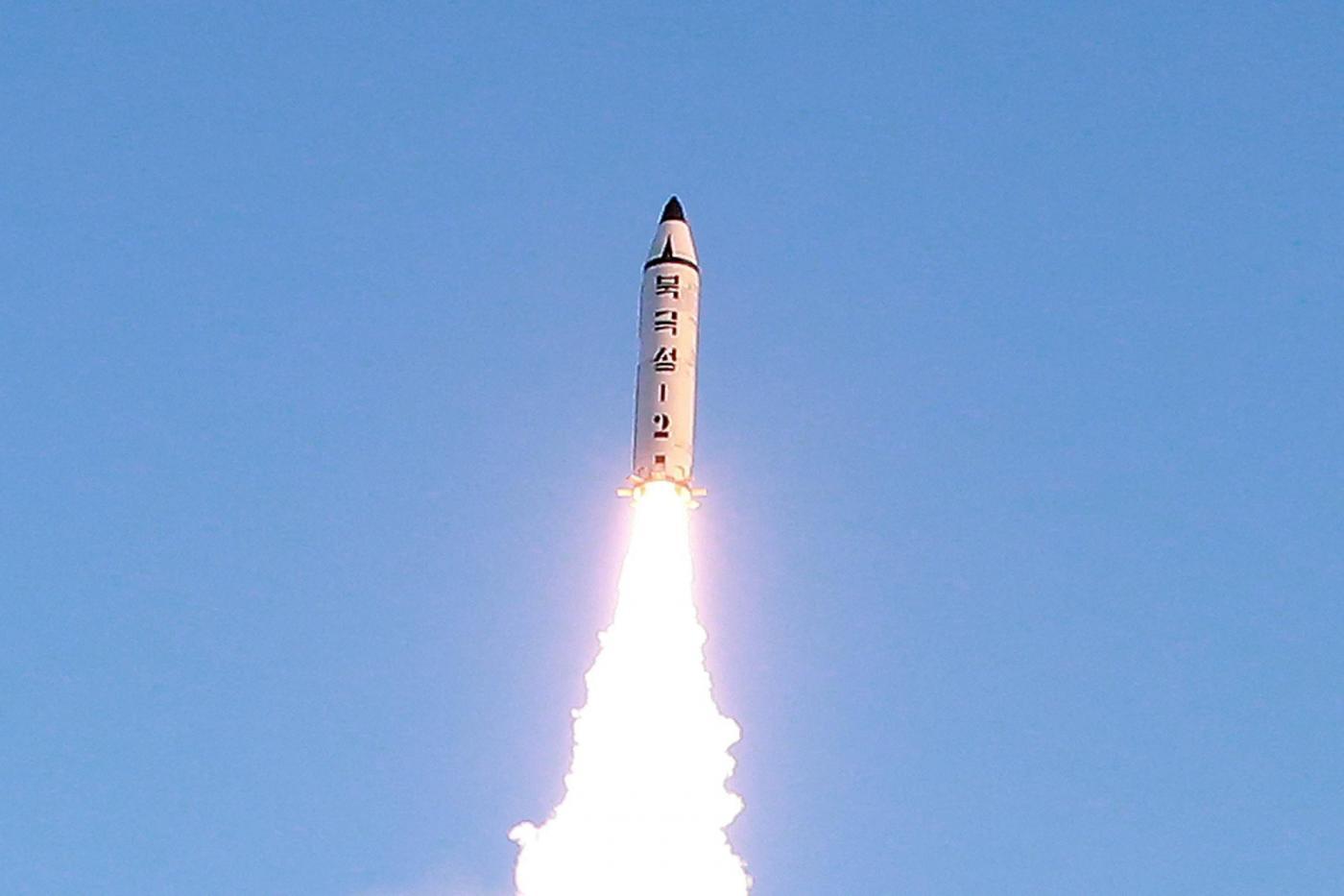 Nuovo test missilistico di Pyongyang