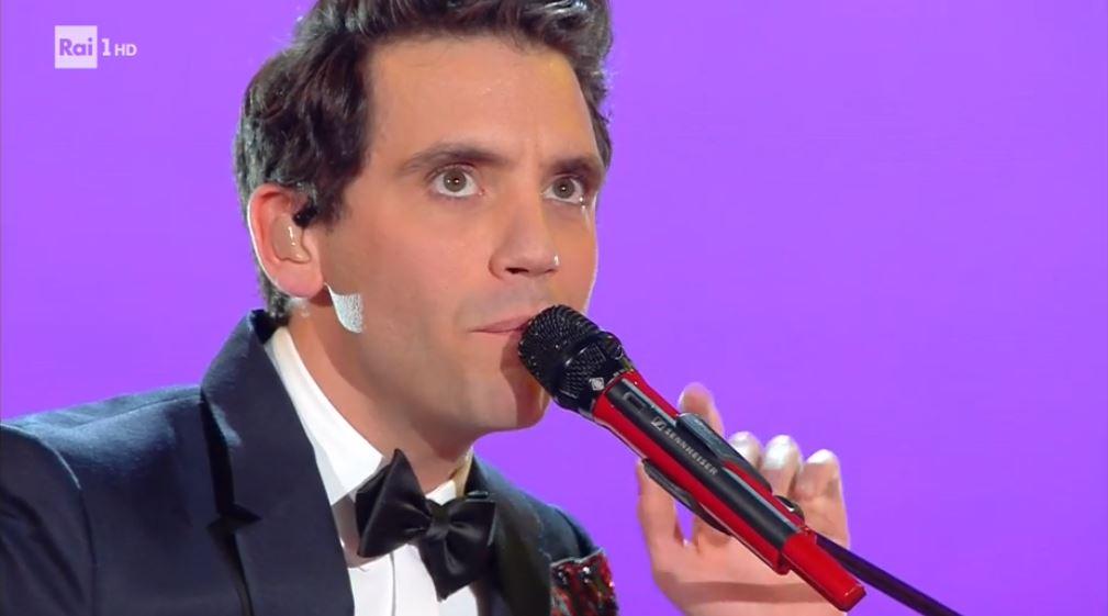 Mika a Sanremo 2017: il cantante fa tornare il Festival arcobaleno