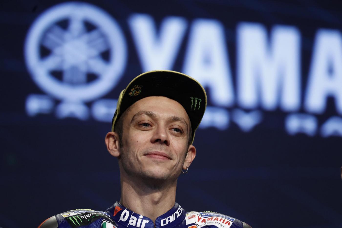 MotoGp: svelata la nuova Yamaha di Rossi e Vinales