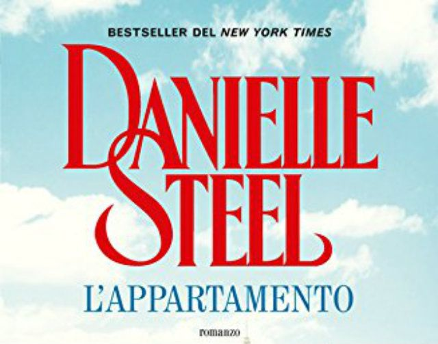 l'appartamento, libro steel