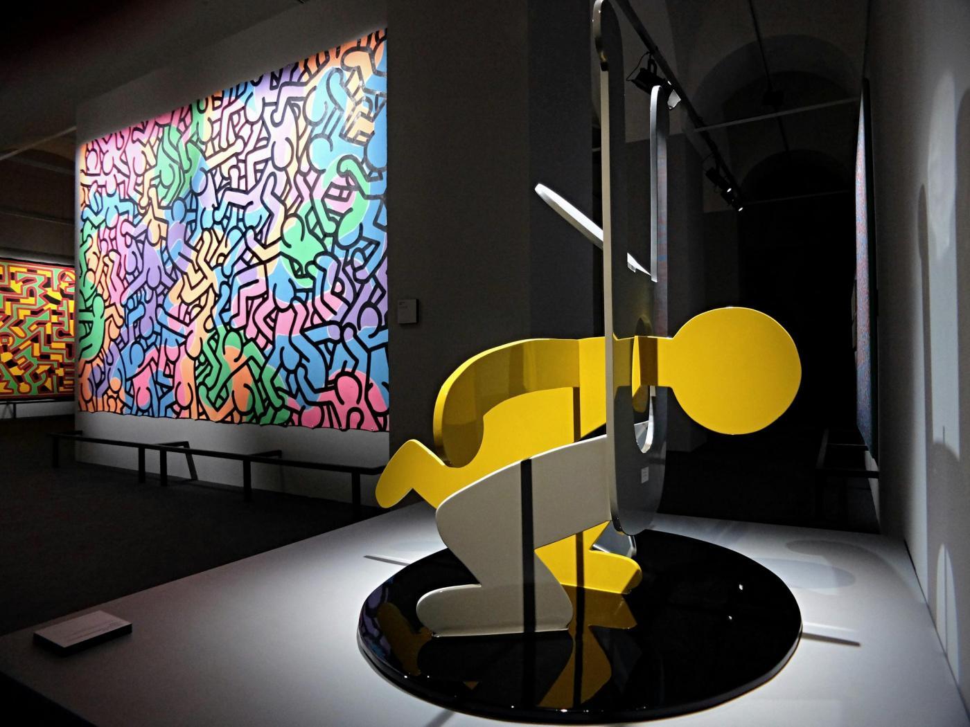Mostra Keith Haring a Milano: a Palazzo Reale dal 21 febbraio al 18 giugno 2017