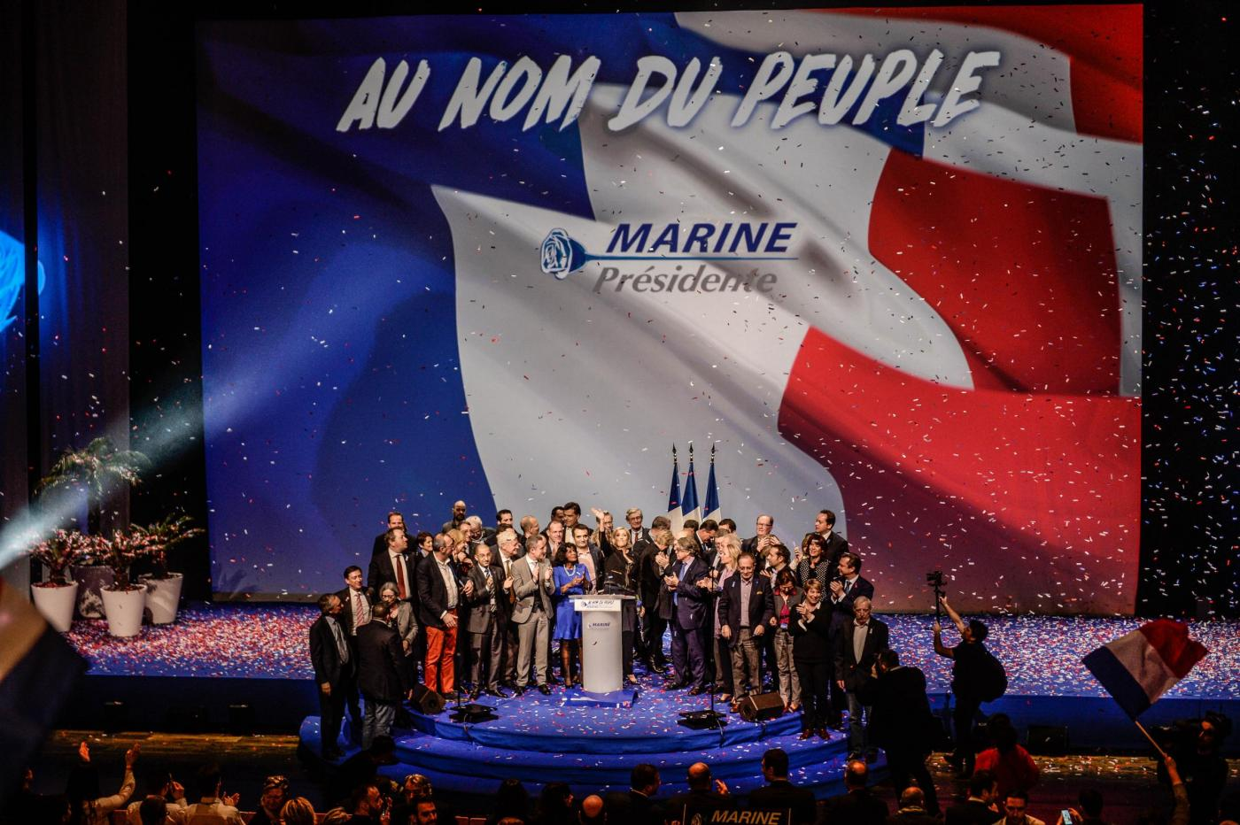 Lione, Convention del Front National