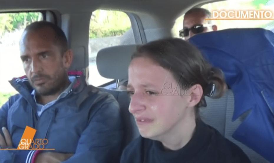 Veronica Panarello confessa l'omicidio del figlio Loris Stival, il video inedito