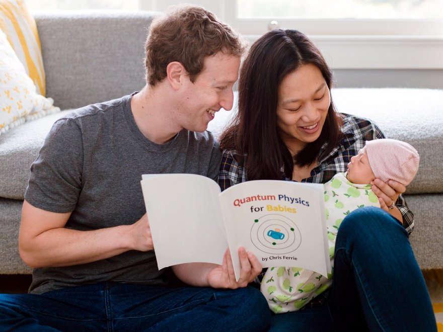 Zuckerberg Papa