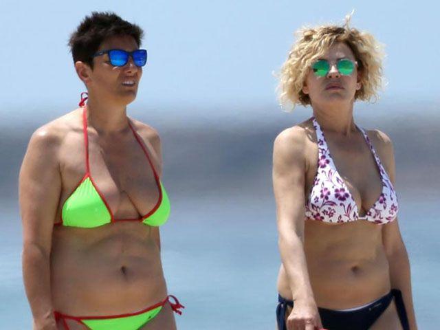 Eva Grimaldi e Imma Battaglia stanno insieme