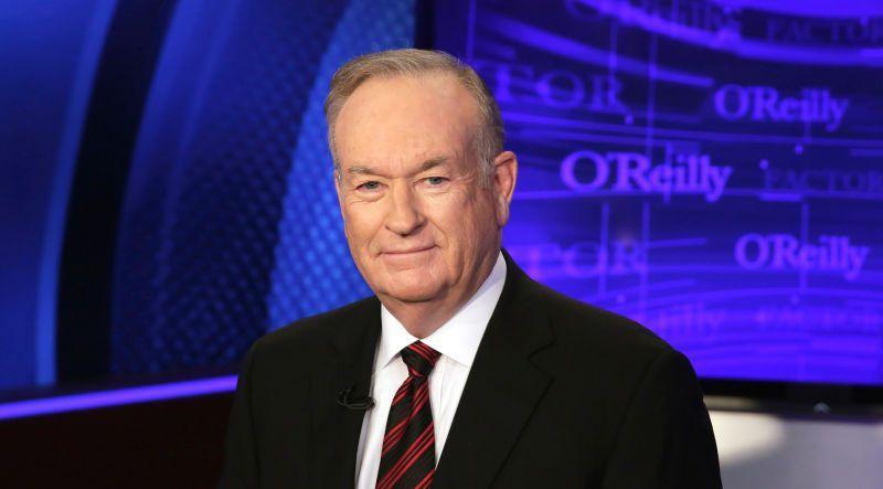 Bill O'Reilly licenziato da Fox News