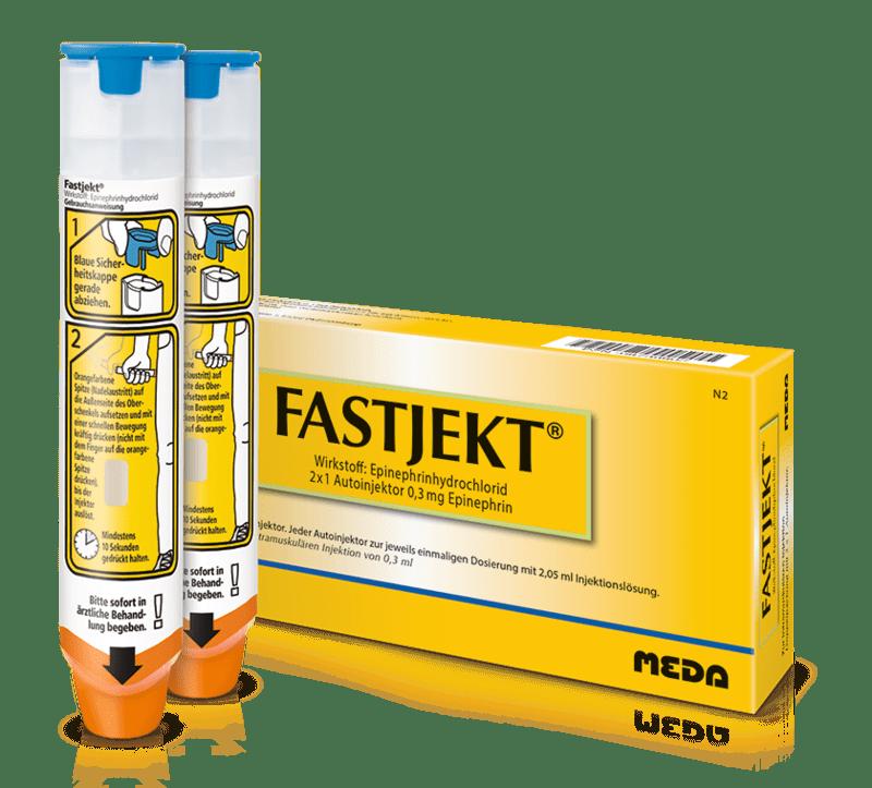 Ritiro farmaci: richiamati alcuni lotti di FASTJEKT, salvavita anti shock anafilattico