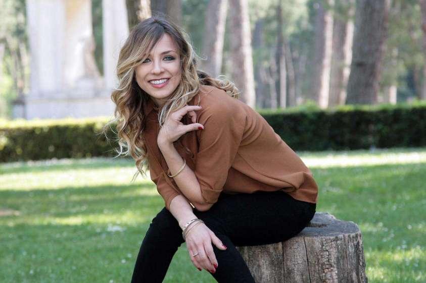 Myriam Catania: 'Aspetto un maschio e il primo a saperlo è stato Luca Argentero'