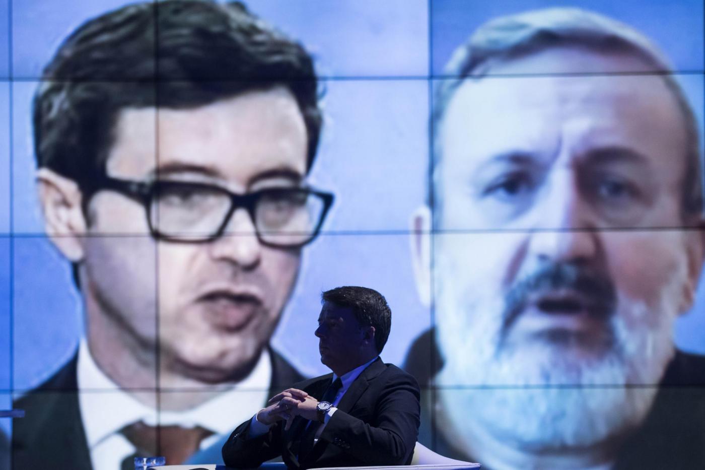 Primarie pd 2017 rinvio ricorso - candidati alla segreteria