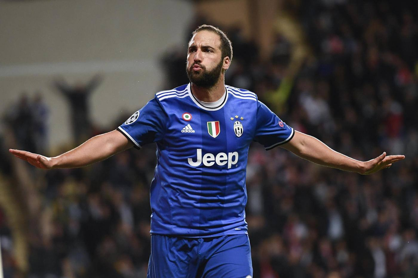 Monaco Juventus