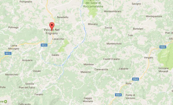 Terremoto in Romagna