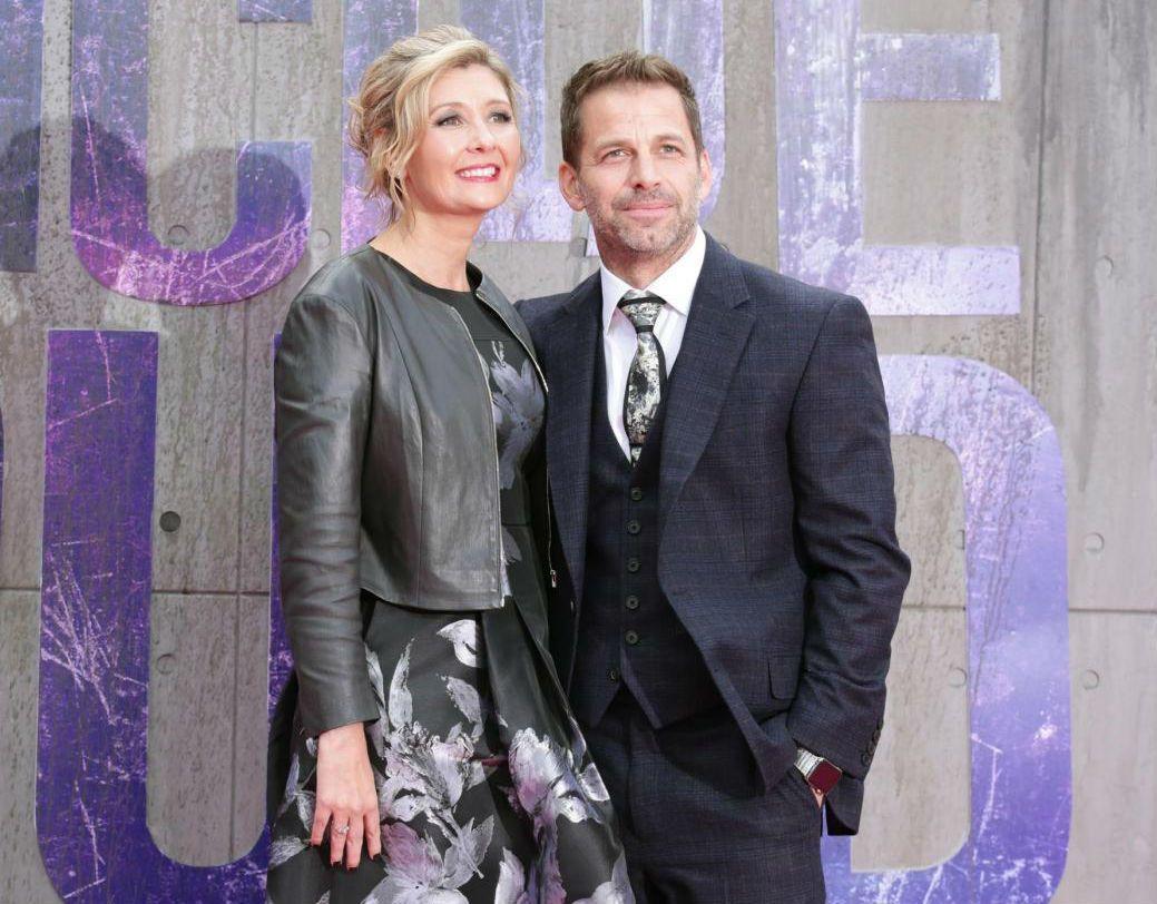 Zack Snyder e moglie