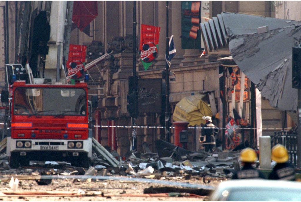 attentato manchester 1996