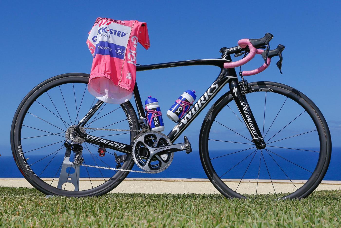 Giro d'Italia 2017 maglia rosa 100a edizione