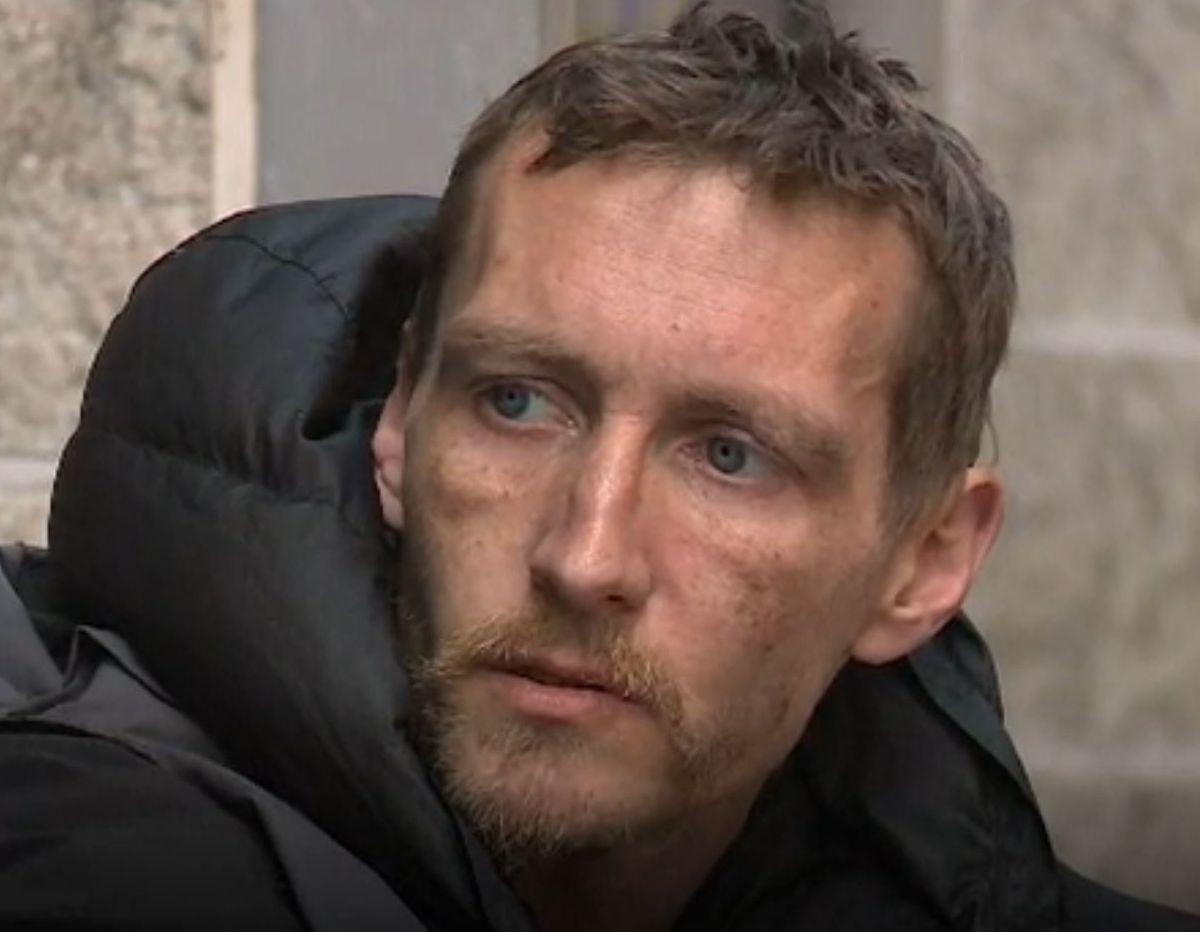 senzatetto eroe