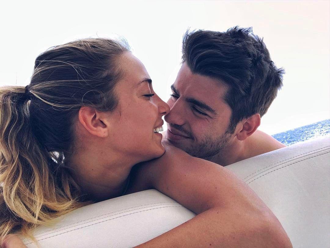 Alice Campello Alvaro Morata sposi matrimonio venezia