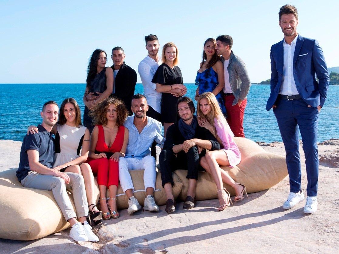 Temptation Island 2017, coppie cast e conduttore