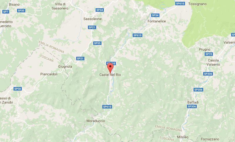 Terremoto Bologna Firenze