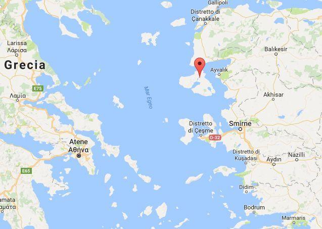 Terremoto in Turchia